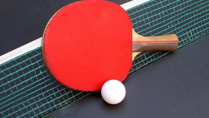 Объявление о проведении турнира по теннису.