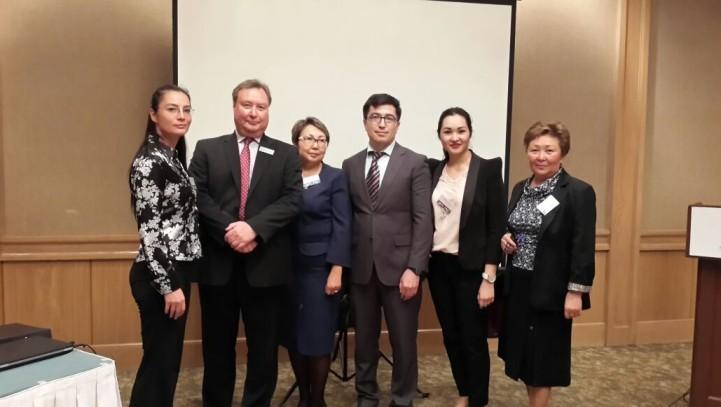 Адвокаты АГКА приняли участие в семинаре, проведенном Советом Баристеров Англии и Уэльса