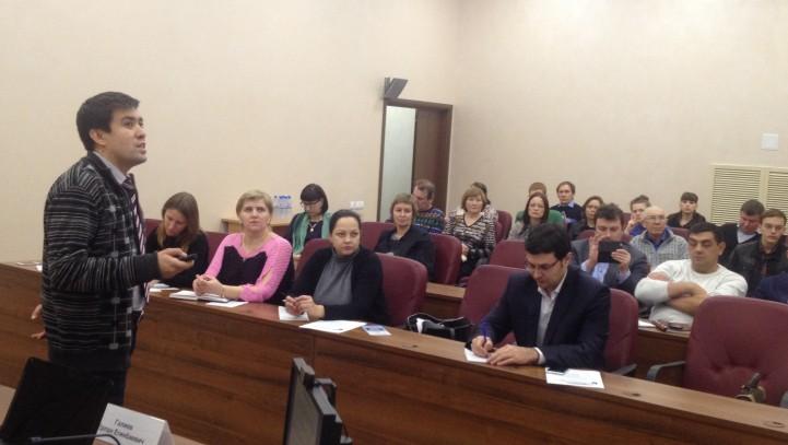 """Биснес-семинар """"Правила и принципы работы на рынке Казахстана"""""""