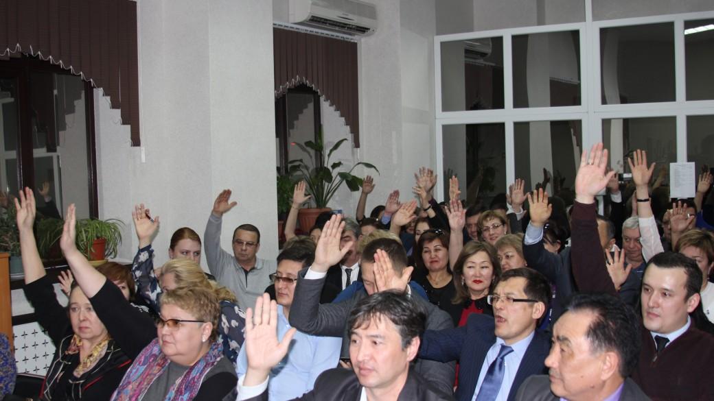 Решения, принятые Конференцией членов АГКА от 26 февраля 2016 года