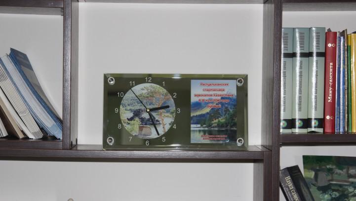 Благодарность Акмолинской областной коллегии адвокатов