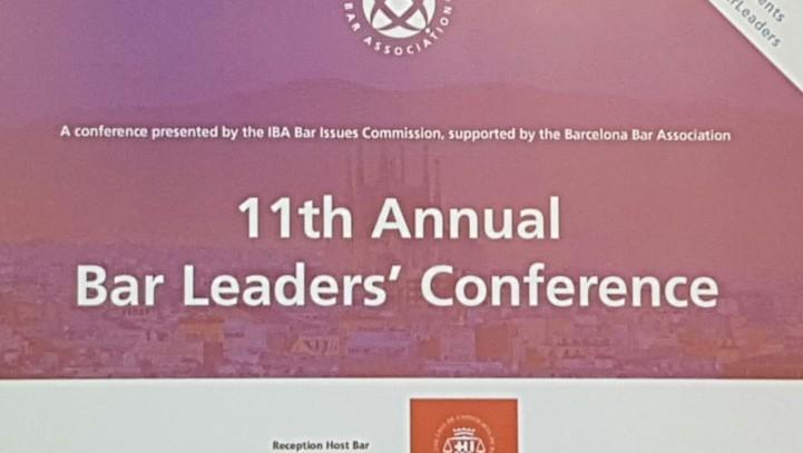 11-ая ежегодная конференция руководителей адвокатский ассоциаций