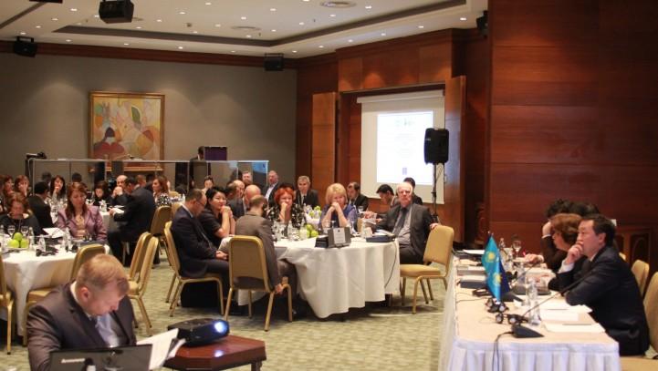 Международная конференция «Адвокатура в странах Центральной Азии: текущее состояние и перспективы развития». Часть 1.