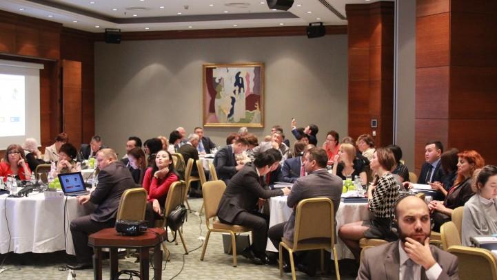 Международная конференция «Адвокатура в странах Центральной Азии: текущее состояние и перспективы развития». Часть 2.