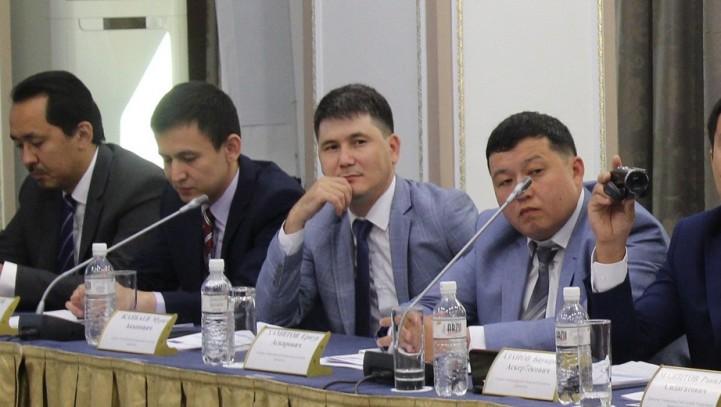 Выступление адвоката АГКА Жанбаева М.А. на Международной конференции «Адвокатура 2017: повышение статуса адвоката».