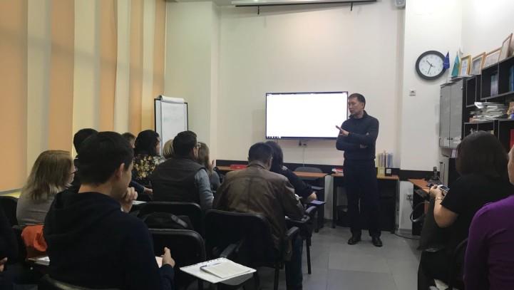 """Занятие """"Проект Закона Республики Казахстан «Об адвокатской деятельности и юридической помощи» и его последствия для адвокатуры."""