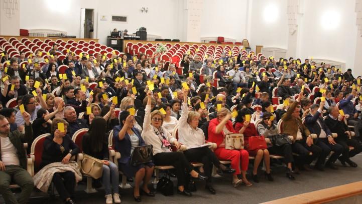 Выписка из протокола Конференции членов АГКА (7 апреля 2018 года)