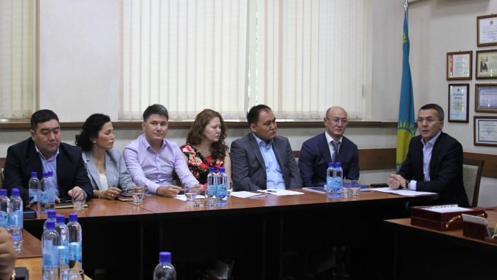 Результаты встречи адвокатов АГКА с прокурором города Алматы.