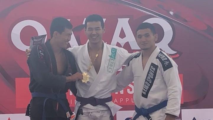 Адвокат АГКА прошел отбор в сборную РК по спортивной борьбе.