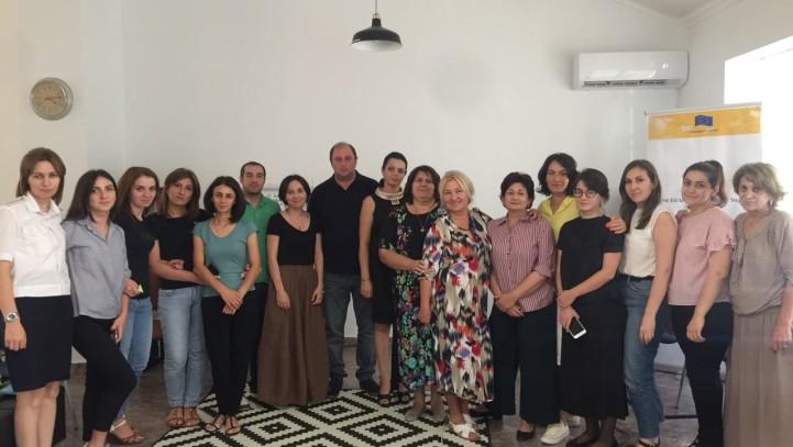 Семинар в г. Сухум, Абхазия, проведен адвокатом АГКА