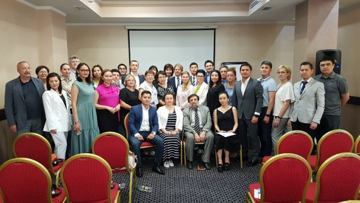 Адвокаты АГКА прошли мастер-класс по общему праву