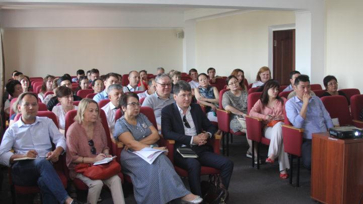 Алматыда өткен «Заң Көмегі» ҚКБАЖ-нің презентация жиынтығы