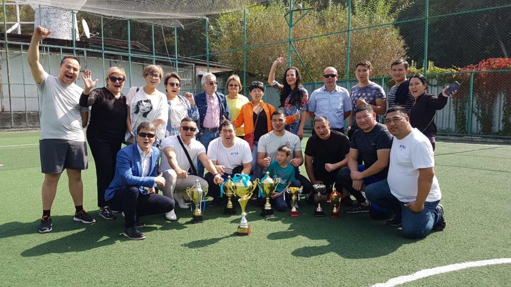 АГКА – Чемпион!