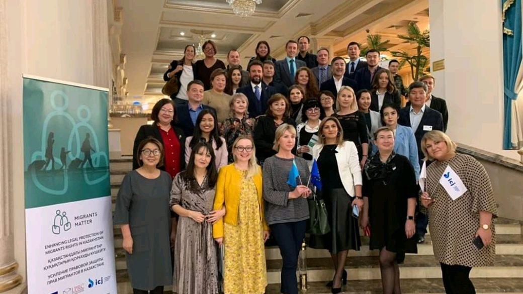 Адвокаты АГКА приняли участие в тренинге по защите мигрантов