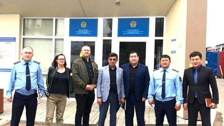 Адвокаты АГКА в составе Специальной мониторинговой группы посетили Учреждение ЛА-115/18