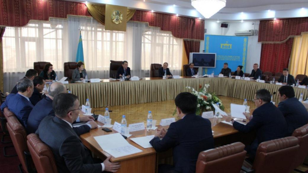 Адвокаты АГКА обсудили актуальные вопросы судопроизводства по уголовным делам на круглом столе в Алматинском городском суде