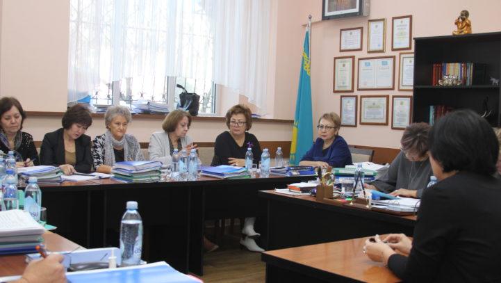 Аттестационная комиссия Алматинской городской коллегии адвокатов успешно завершила работу