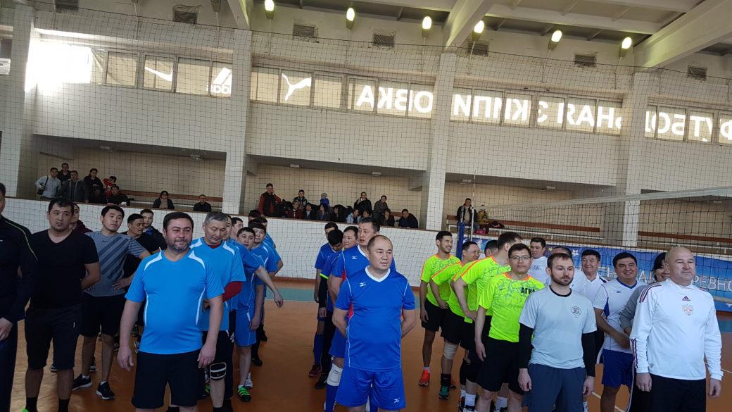 АГКА провела турнир по волейболу