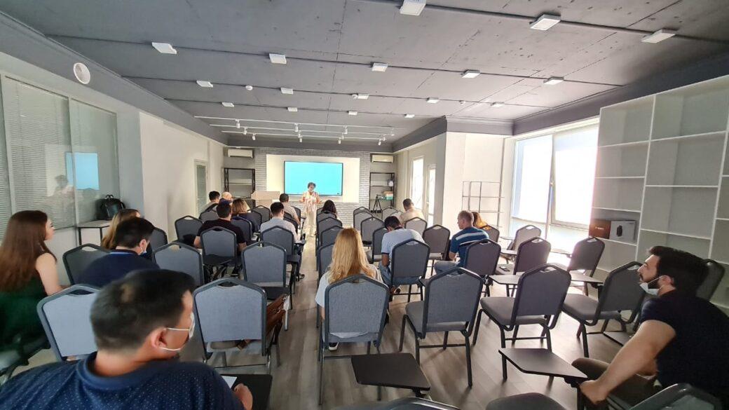 Запуск нового помещения Центра стажировки и повышения квалификации адвокатов АГКА