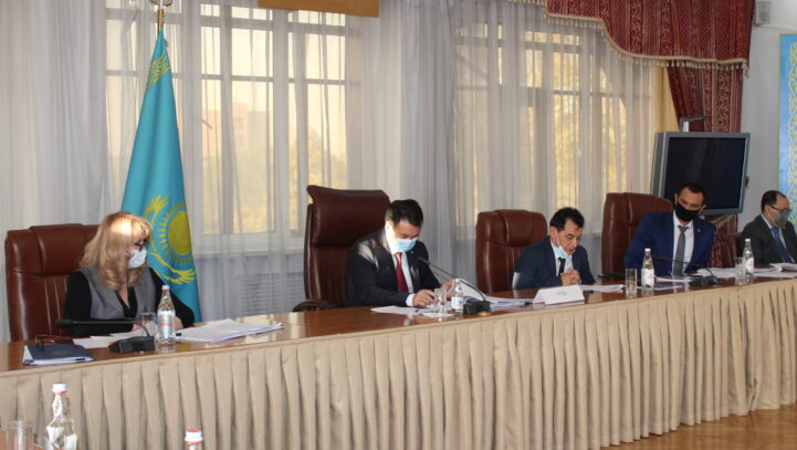 Круглый стол по вопросам, возникающим в сфере экономических правонарушений