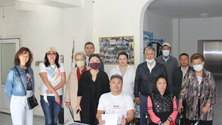 """Меморандум о сотрудничестве заключен между АГКА и Ассоциацией инвалидов """"ЕРЗИ"""""""